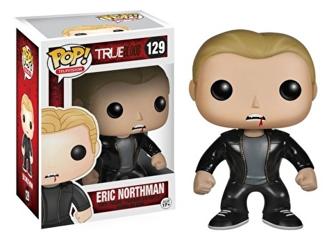 Funko True Blood Eric Northman POP Renkli